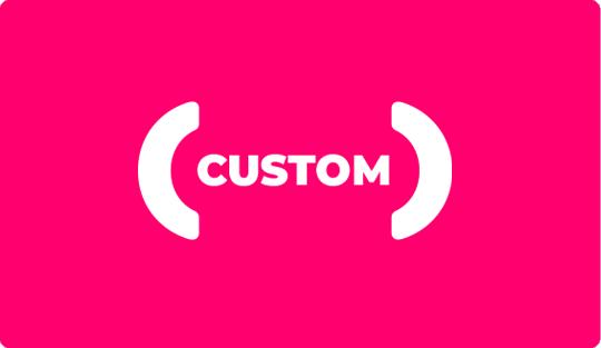 Custom platform-2